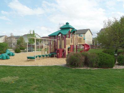 North Range Village Playground