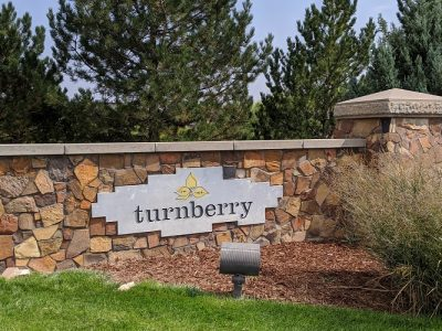Turnberry Sign